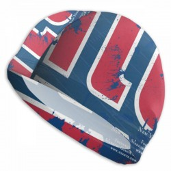 Durable NFL New York Giants swim cap #733748 Women Men Adults , Easy to Put On and Off