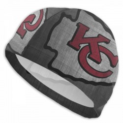 Good Quality Kansas City Chiefs swim cap #731255 breathable and quick-drying